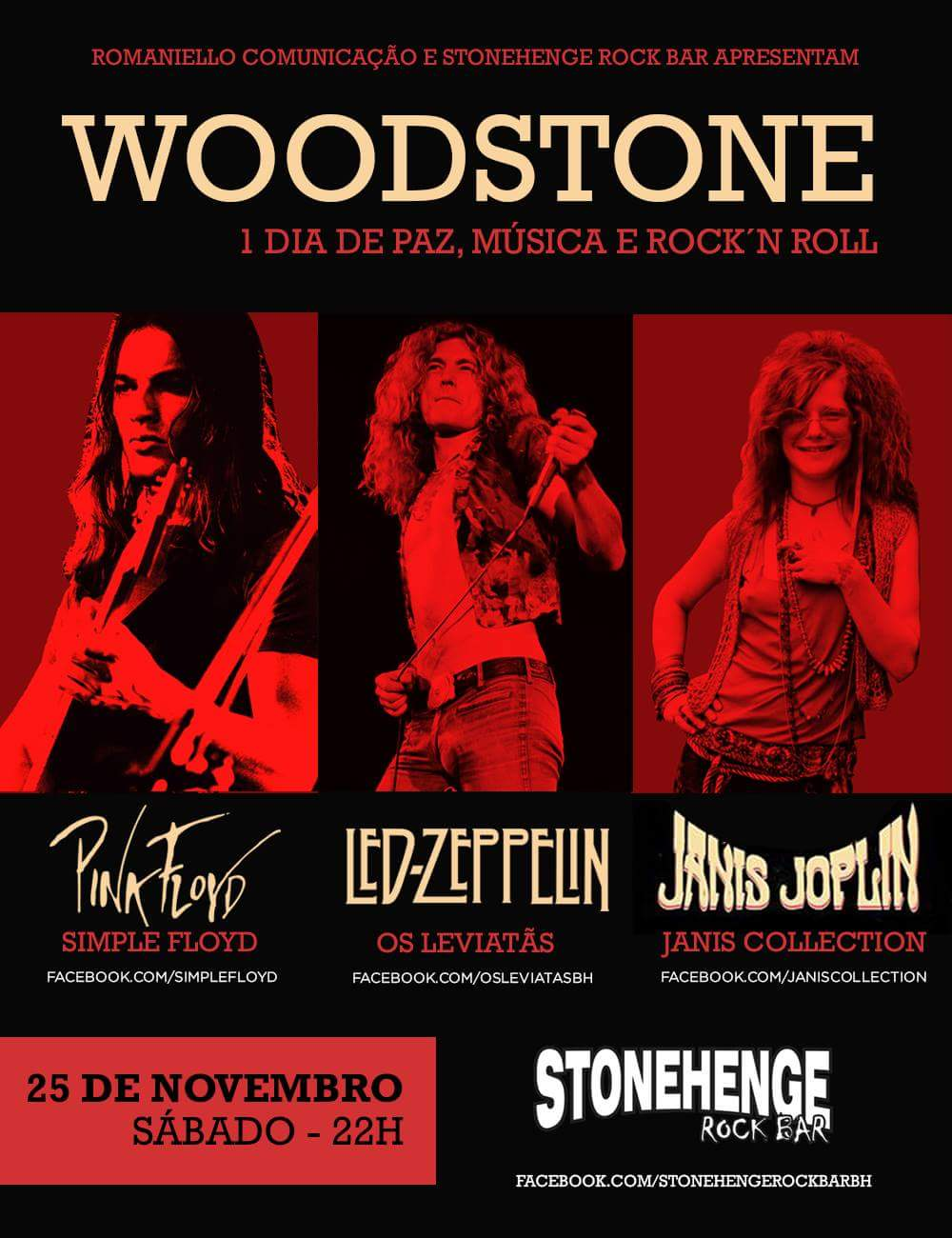 Stonehenge Rock Bar – 25/11/2017