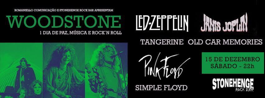 Stonehenge Rock Bar – 15/12/2018
