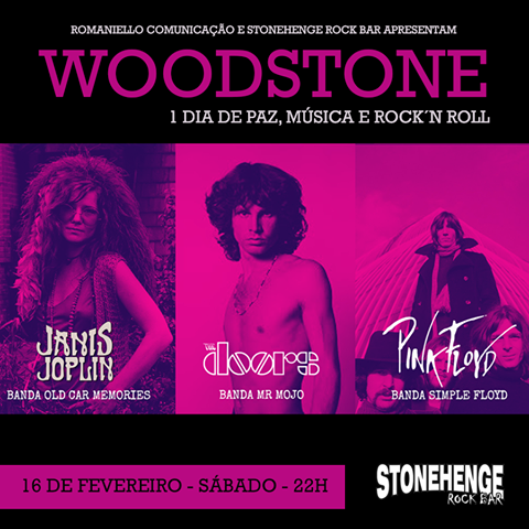 Stonehenge Rock Bar – 16/02/2019