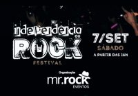 Independência ou Rock – Formiga/MG – 07/09/2019
